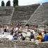 Photo of Naples Pompeii Half-day Trip from Naples The theatre at Pompeii
