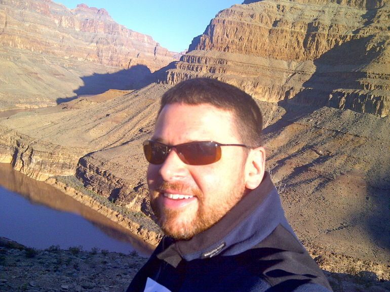 Thrilled to land in the heart of the Grand Canyon via helicopter! - Las Vegas