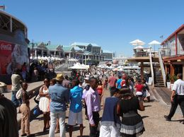 V&A Waterfront, JC - April 2012