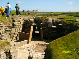 skara brae settlement , IAN M - August 2012