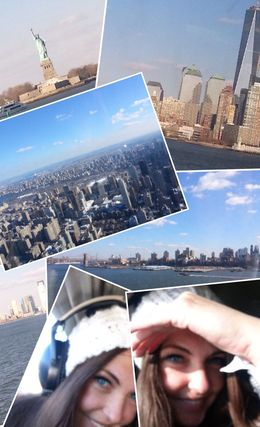 There's no better way to discover New York! , Sandra G - December 2013