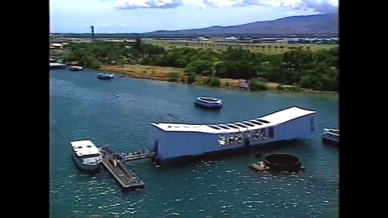 Arizona Memorial, Oahu - Oahu