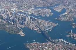 Photo of   At the Sydney Harbour