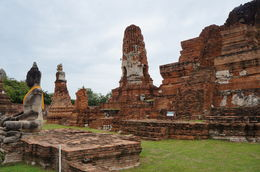 Photo of Bangkok Thailand's Ayutthaya Temples and River Cruise from Bangkok Ayutthaya