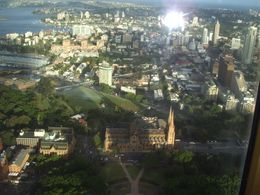 Photo of Sydney Sydney Tower Restaurant Buffet Beautiful church