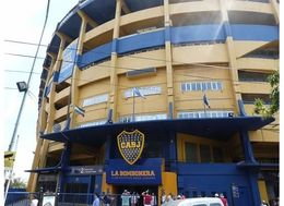 Home of the Boca Juniors , Erik C - January 2013