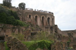 A photo taken from the Roman forum. , Sharon M - May 2015