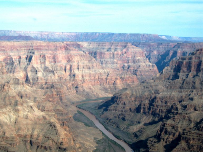 Grand Canyon Entrance - Las Vegas