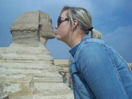 At the Sphinx - July 2014