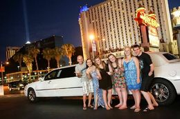 Our limo...the driver was super professional....the photographers were excellent...we felt like real celebrities , Theresa B - August 2014