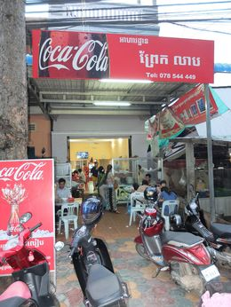 Photo of Siem Reap Siem Reap Street Food Evening Tour local restaurant