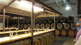 Photo of Sydney Hunter Valley Wine Tasting Day Tour from Sydney McGuigan wines interior 1