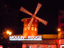 Photo of Paris Moulin Rouge Show with Transfers Moulin Rouge