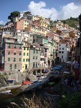 Photo of Florence Cinque Terre Small Group Day Trip from Florence Riomaggiore - Cinque Terre