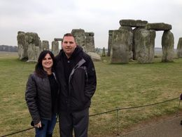 Photo of London Stonehenge, Windsor Castle and Bath Day Trip from London Ronshausen's at Stonehenge