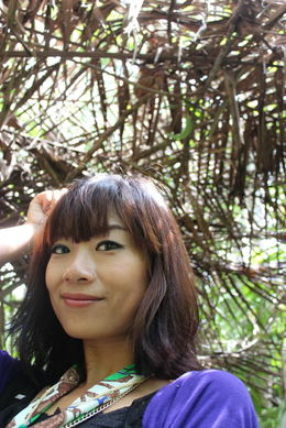 Can you see the tarsier behind me?, Bing - January 2013