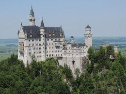 Photo of Munich Four Day Munich to Frankfurt - Romantic Road, Linderhof, Hohenschwangau, Neuschwanstein The Classic View