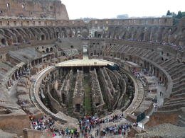 Photo of Rome Ancient Rome and Colosseum Tour: Underground Chambers, Arena and Upper Tier The Colosseum