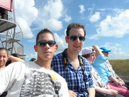 Photo of Miami Miami Super Saver: Everglades Airboat Adventure and Miami City Tour the dutch people (us)
