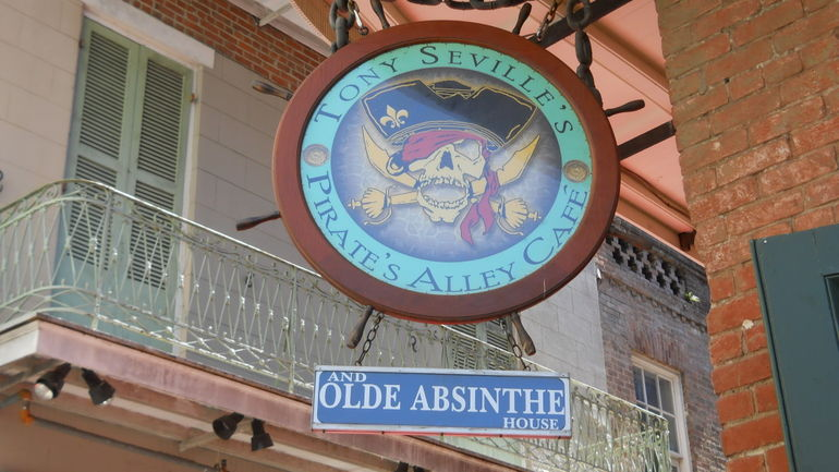 The Olde Absinthe Shop - New Orleans