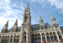 Photo of Vienna Rathaus