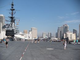 Photo of San Diego USS Midway Museum USS Midway Museum