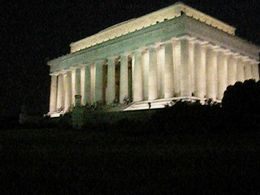 Lincoln Memorial, Geoff M - September 2011