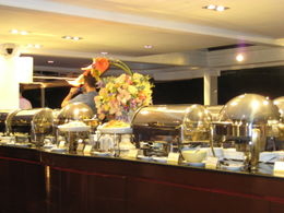 Great buffet selection , Andrew P - April 2012