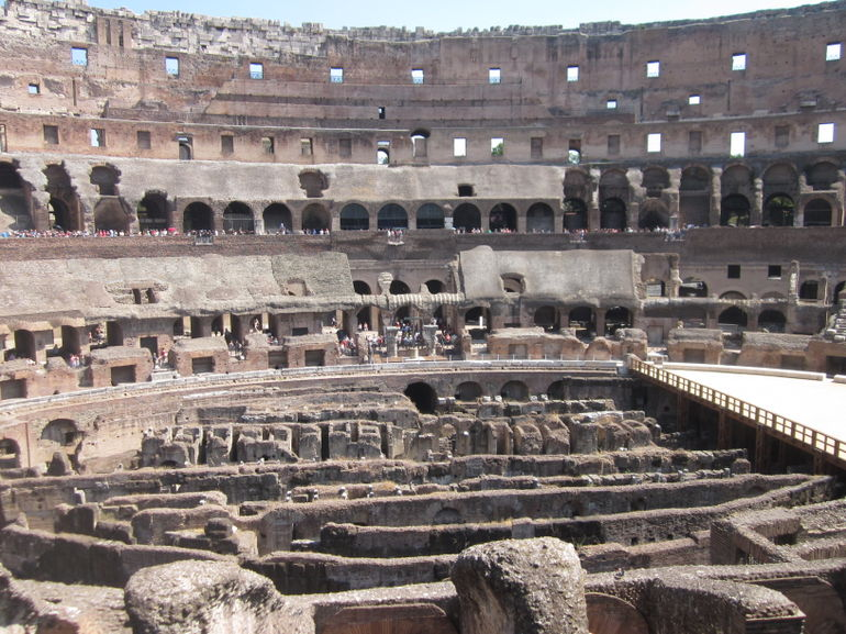 Arena View - Rome