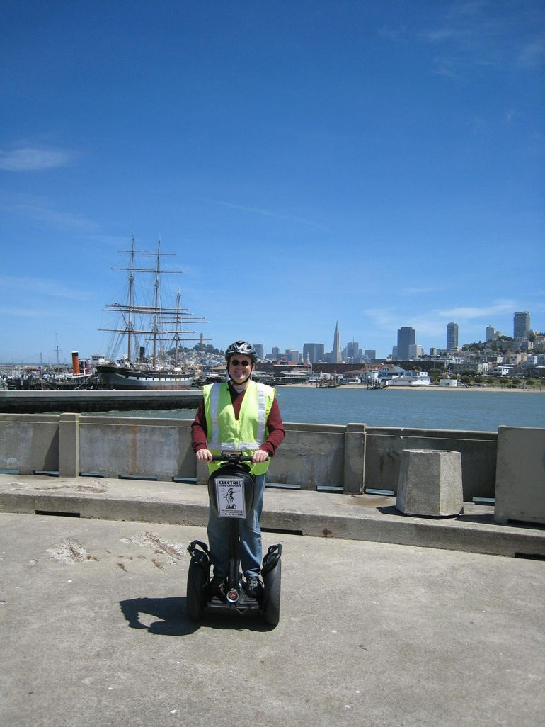 At the SF Waterfront - San Francisco