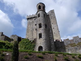 blarney castle where i had to climb to the top to kiss the blarneystone , FIONA M - May 2011