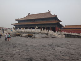 tour of Forbidden City , kwame r - September 2014