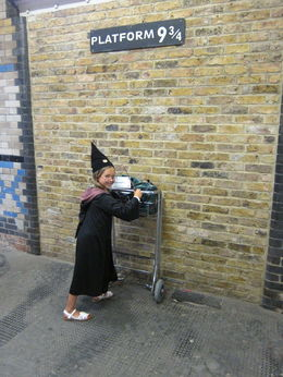 Photo of London Private Tour: Harry Potter Black Taxi Tour of London harry potter black taxi tour, london, england.JPG
