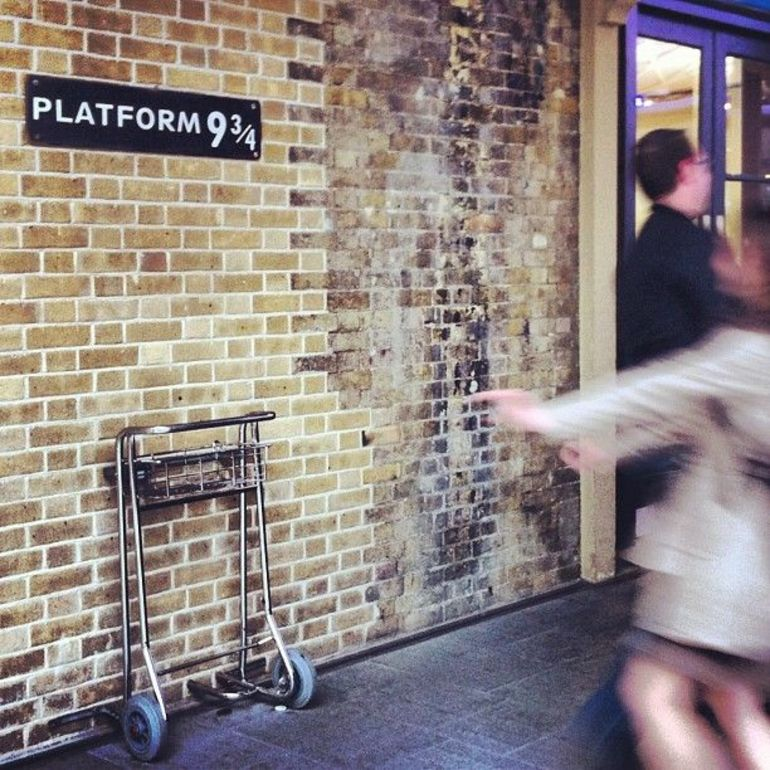 Harry Potter Walking Tour of London - London