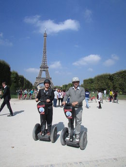 Photo of Paris Paris City Segway Tour Hell's Angels