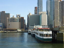 Photo of New York City Shared Departure Transfer: Hotel to New York City Airports i love N Y