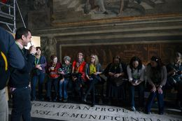 Photo of Rome Skip the Line: Vatican Museums Walking Tour including Sistine Chapel, Raphael's Rooms and St Peter's IGOR