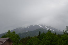 My Fuji on a cloudy/rainy June day , Sam C - July 2014