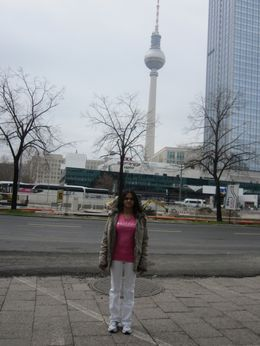 Photo of Berlin Berlin Supersaver: Hop-on Hop-off City Tour and Skip the Line Entry to TV Tower Near_TV_Tower_View04
