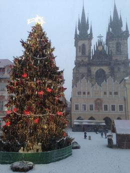 Photo of   old town xmas market