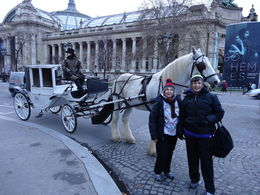 THE CARRIAGE RIDE IS A GREAT WAY TO SEE PARIS . , JACQUELINE ROSS - January 2013