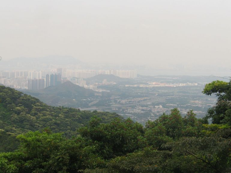 Shek Kong and Lam Chuen Valley - Hong Kong