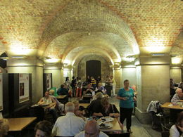 Photo of London London Royal Parks Bike Tour including Hyde Park The Crypt at St. Martin in the Fields