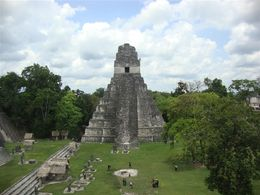 Photo of Guatemala City Tikal Day Trip by Air from Guatemala City with Lunch Tikal