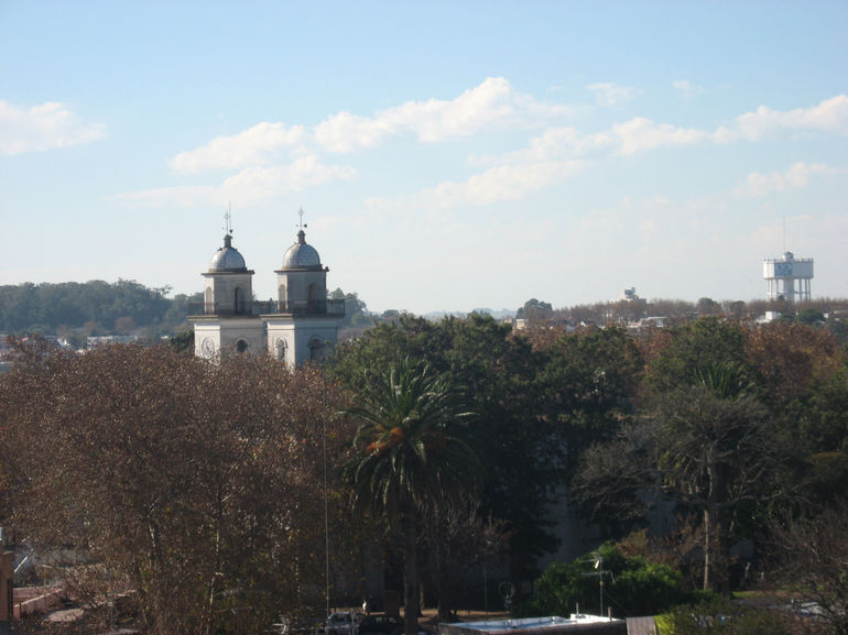 View from Lighthouse - Buenos Aires