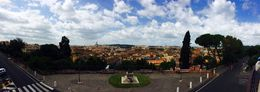 Photo of Rome Rome Segway Tour: Villa Borghese View Over Rome from the Villa Borghese