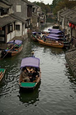 Photo of Shanghai Suzhou and Zhouzhuang Water Village Day Trip from Shanghai Zhouzhuang Water Village
