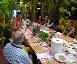 Photo of   Athens: Cooking Class with Maria