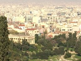 Photo of Athens Hidden Athens Walking Tour and Picnic: Plaka and the Hills of Athens Awesome view