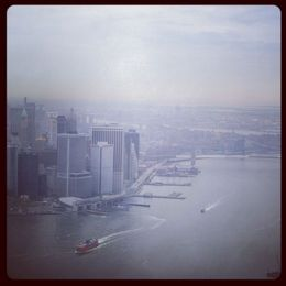 Photo of New York City Manhattan Sky Tour: New York Helicopter Flight Brooklyn Bridge